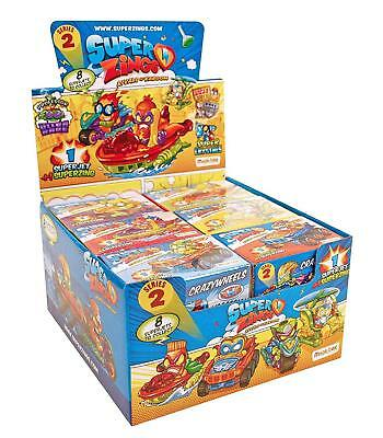 MagicBox Superzings Rivals Of Kaboom Series 2 ( SuperJEt plus Superzing 3 pack