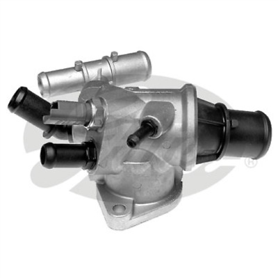 FIAT DOBLO 1.9D Coolant Thermostat 2004 on QH 46785392 Top Quality Replacement