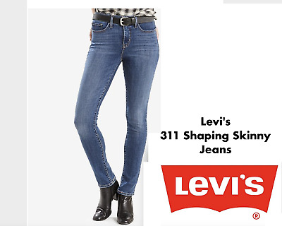 ✅NEW! Levi's Women's 311 Shaping Stretch Skinny Jeans VARIATION Choose Color & S