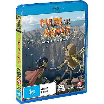 Made In Abyss : Season 1 (Blu-ray, 2019, 2-Disc Set) (Region B) New Release