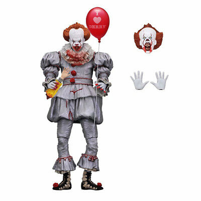 Pennywise IT Action Figure Ultimate Pennywise The Clown Doll Toy Limited Edition