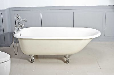 Cast Iron Claw Foot Bath 1540 EXCLUSIVE BATH SUPPLIERS SINCE 1976