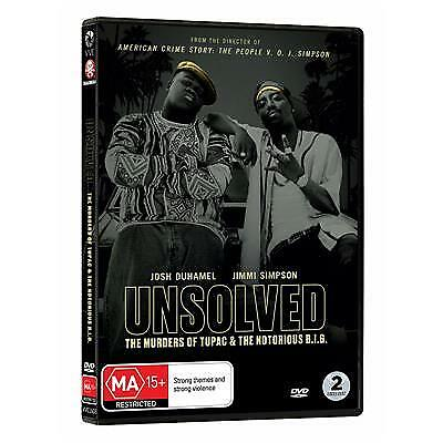 Unsolved: The Murders of Tupac and the Notorious B.I.G. (DVD, 2019) (Region 4)
