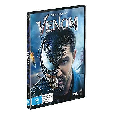 Venom (DVD, 2019) (Region 2,4,5) New Release