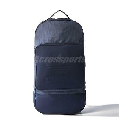 Details about adidas ORIGINALS ESSENTIALS HERITAGE BACKPACK NAVY BAGS BACK TO SCHOOL NEW
