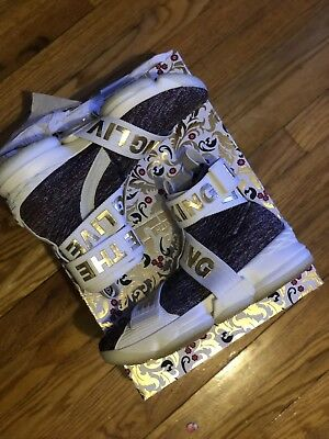 best service 27985 5f7ea NIKE LEBRON XV 15 KITH STAINED GLASS
