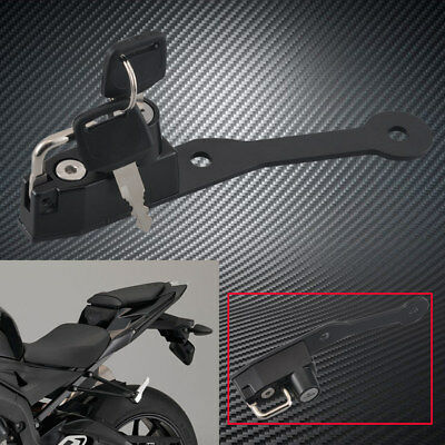 Anti-theft Helmet Lock Security with 2 Keys For BMW S1000R S1000RR S1000XR HP4