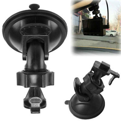 Wr_ Suction Cup Vehicle Dvr Mount Holder Stand Bracket For Xiaomi Yi Car Camera