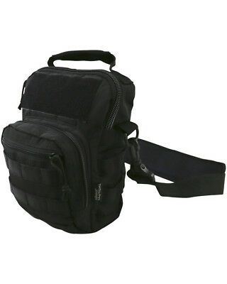 Kombat Hex Stop Explorer Shoulder Bag Outdoors Military Zipped Utility Pockets