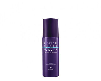 Caviar Style Waves Texture Sea Salt Spray