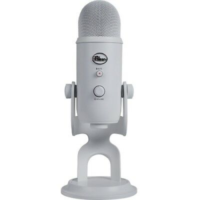 NEW Blue Microphones 0281 Professional Multi-Pattern USB Mic for Recording