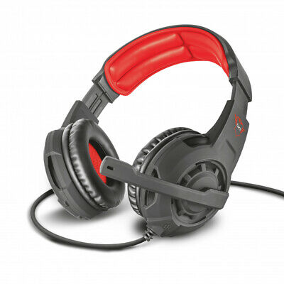 Trust GXT 310 Radius Gaming Headset Wired Over Ear Headphones with Mic