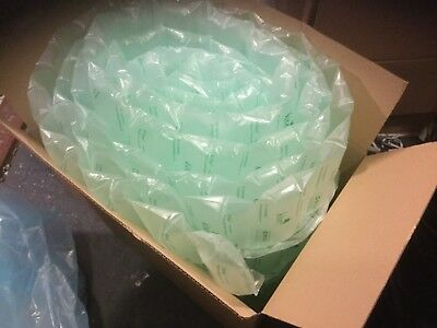300 PRE INFLATED AIR PILLOWS CUSHIONS VOID LOOSE FILL 100x200mm
