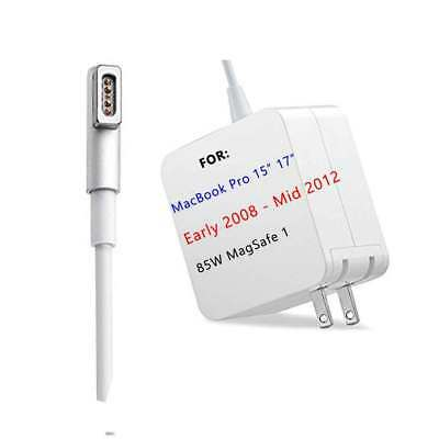 """A1172 85W AC Adapter Power Charger for Apple MacBook Pro 17""""15""""A1226 A1261 A1221"""