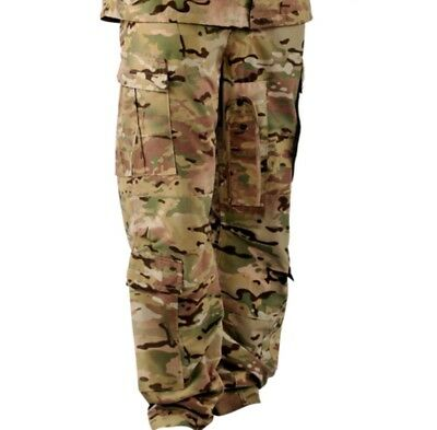 A2CU Aircrew Two Piece Flight Suit Pant (Scorpion OCP) Multicam XL Long Nomex