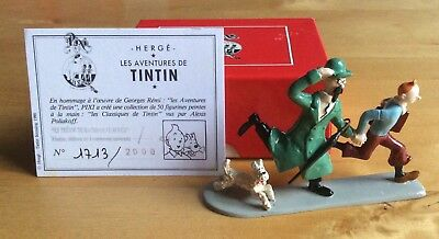 TINTIN Snowy and Sunflower current Pixi 2000 ex. 1992 Ref 4526