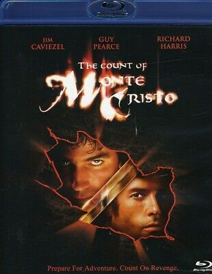 Count of Monte Cristo (Blu-ray Used Very Good) BLU-RAY/WS