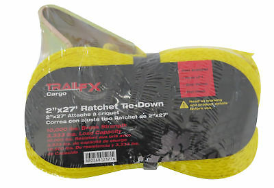 Trail FX Bed Liners A12029Y TFX Tie Down Strap Tie Down Strap