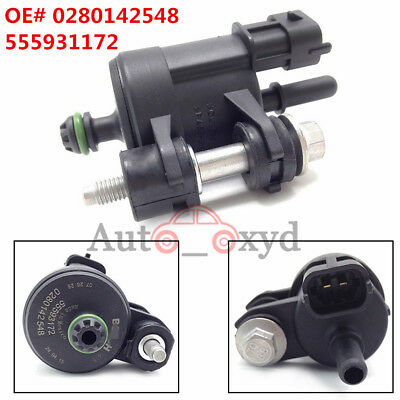12610560 VAPOR CANISTER Purge Valve Solenoid to Cadillac GMC Chevrolet  555931172