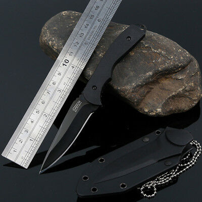Outdoor Camping Survival Fixed Blade Knife Fruit Gift Knife With Knife Set