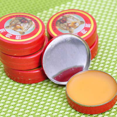 10X Headache Carsickness Itching Relief Tiger Essential Balm Oil QingLiangYou CE