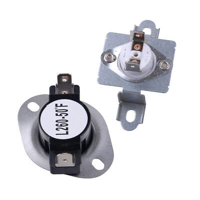 DC47-00018A & DC96-00887A High Limit Thermostat Assembly Kit Fit for Samsung