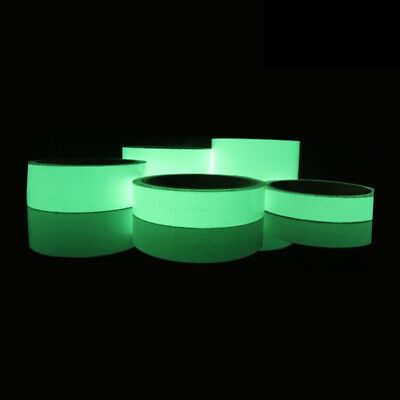 Luminous Tape Self-adhesive Glow In The Dark Safety Stage Sticker Home Decor-AI9