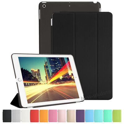 "Magnetic Leather Stand Smart Cover Case For iPad 2/3/4 9.7"" 2018 Air 2 mini Lot"