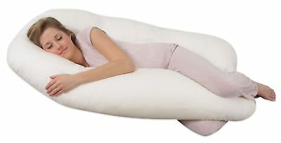 Pillows U Shaped-Total Body Comfort Ideal for Pregnancy & Maternity 9ft & 12ft