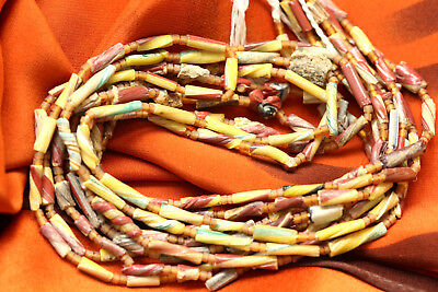 Ancient Roman Glass Beads Found in Afghanitan  #620