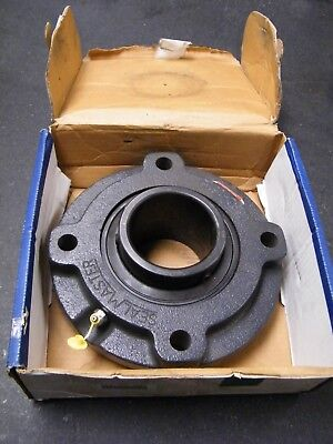 "*NEW* Sealmaster MFC-56 3.5"" Ball Bearing Flange Unit 4 Bolt 3-1/2"" 701816 MFC56"