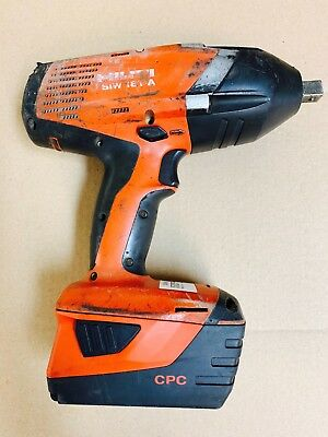"""Hilti SIW 18T-A 1/2"""" Impact Tool & Battery Only"""