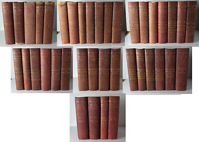 The Complete Works of John Ruskin in 39 volumes The Library Edition 1903-12