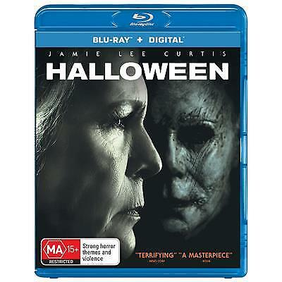 Halloween 2018 (Alt Cover) (Blu-ray, 2019) (Region B) New Release