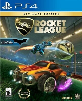 Rocket League - Ultimate Edition (Game Misc Used Very Good)