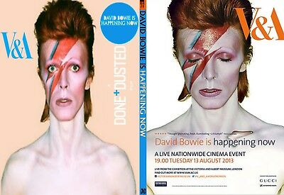 David Bowie. 2013. Victoria Exhibition Documentary. Dvd.