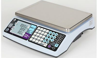 Gravity NTEP CPT20 High Precision  Price Computing Scale 15/30 LB