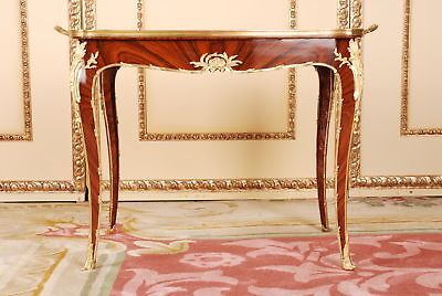French Serving Francois Left in the Antique Louis XV, Baroque Style