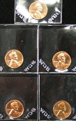 1968 S PROOF LINCOLN MEMORIAL CENT PENNY  **Free Shipping**