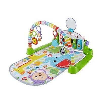 Fisher-Price (one) Deluxe Kick & Play Piano Gym - 0-36m