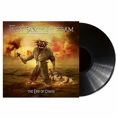 Flotsam And Jetsam - The End Of Chaos (LP)