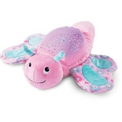 Summer (1) Infant Slumber Buddies Soothing Sounds & Light Show-Butterfly