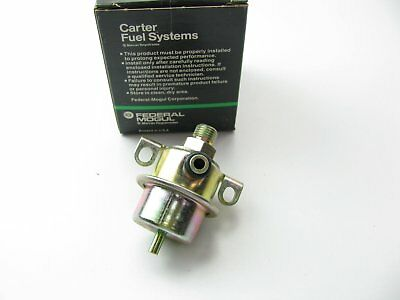 UNKNOWN FITMENT Carter 404-050 Fuel Pressure Regulator AS SHOWN SOLD AS IS