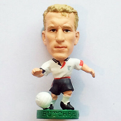 BUTCHER England Home Corinthian Prostars Legends of 70s/80s Loose PRO944