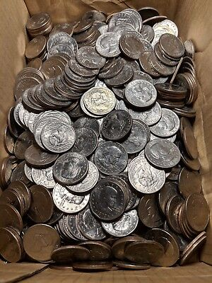 *huge* Estate Lot Susan B. Anthony Dollars Massive Collection!!!!