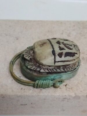 Royal Ring of rare Hammer stone Ancient Egypt