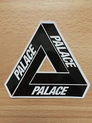 Black Palace Triferg Sticker