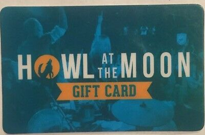 Howl At The Moon Restaurant/Bar $50 Gift Card