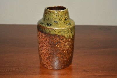 Woodfired Handmade Ceramic Vase