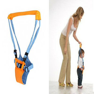 Baby Safety Harness Walking Learning Belt Toddler Assistant Leash Strap Harness